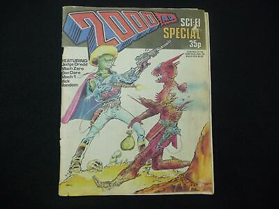 2000AD Sci-fi Special issue 1 - 1978 RARE (LOT#5992)