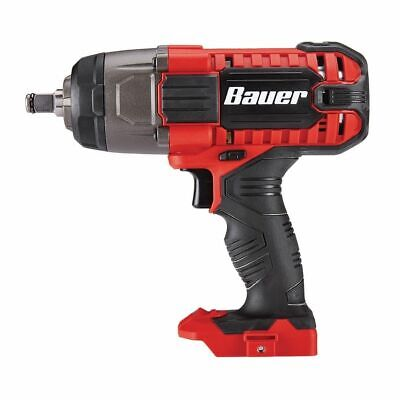20v Cordless Electric Battery Operated 1 2 Impact Gun Wrench Driver Tool Only