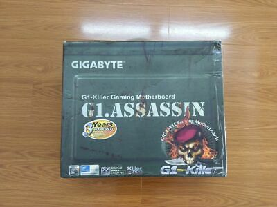 X58 Gigabyte G1.Assassin Gaming Motherboard + i7 990x CPU with original box