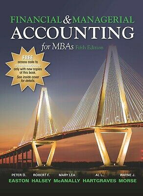 Financial and Managerial Accounting for MBAs 5th Edition (eBooᴋs PDF , 2017)