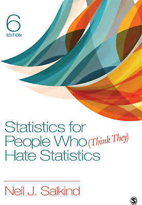 Statistics for People Who (Think They) Hate Statistics 6th Ed (eBooᴋs, PDF)