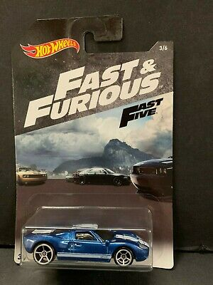 Hot Wheels Ford Escort 1600 Rs Fast And Furious Dwf68-999a 1//64