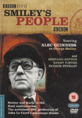 Alec Guinness, Anthony Bate-Smiley's People DVD NEUF