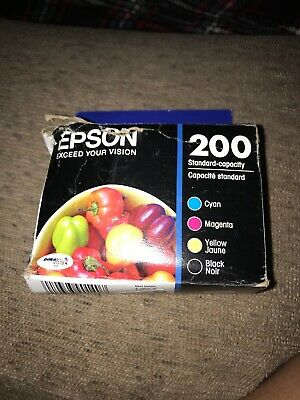Epson 200 Ink Cartridge Black And Color