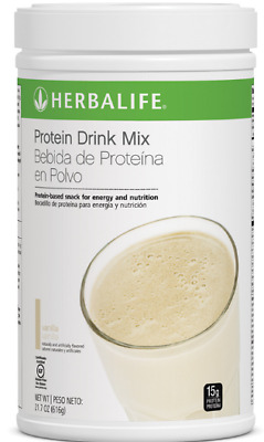 Herbalife Protein Drink Mix Vanilla 616 g - 636g-840g -Fast delivery