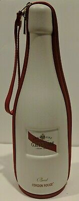 GH Mumm Cordon Rouge Champagne Carry Storage Case For Single Bottle