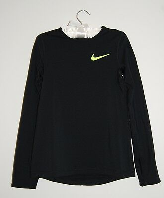 NWT Nike Men/'s Pro Warm Fitted Long Sleeve Shirt Pullover Size S L 725035
