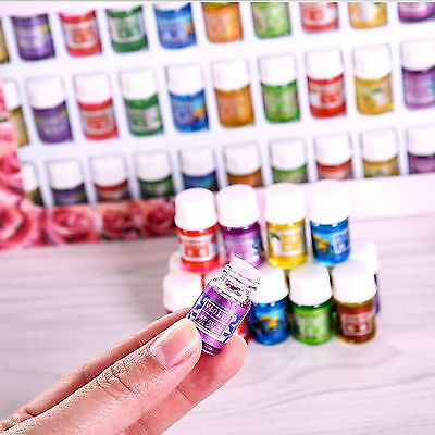 36Pcs / 3ml Each Various Scents Kit Water-soluble Aromatherapy Essential Oil US