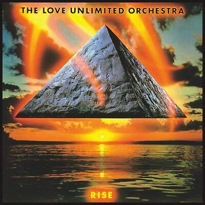 Love Unlimited Orchestra  - Rise New Import 24 Bit Remastered CD