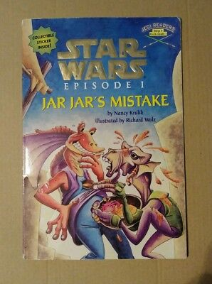 jar jars mistake