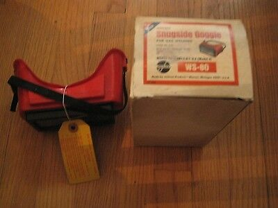 NOS Jackson Products Snugside Google for Gas Welding #WS-80 (Model 3)