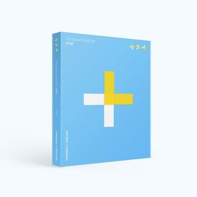 TOMORROW X TOGETHER [The Dream Chapter: STAR] Debut Album CD+Book+Card+etc K-POP