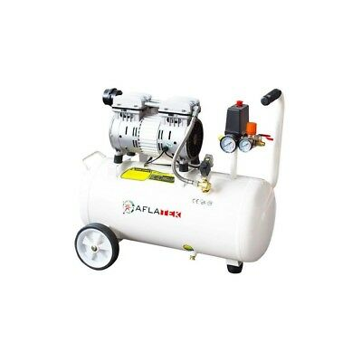 Whisper Silent Air Pressure Compressor 24liter Quiet Oil-Free Air Compressor