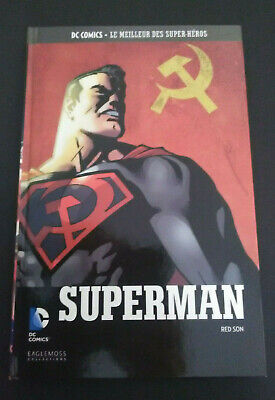 Dc Comics Le Meilleur Des Super Heros - Superman Red Son - 2016 - 4749