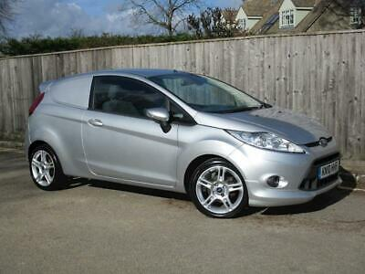 Ford Fiesta Sport Tdci Dpf Car Derived Van 1.6 Manual Diesel