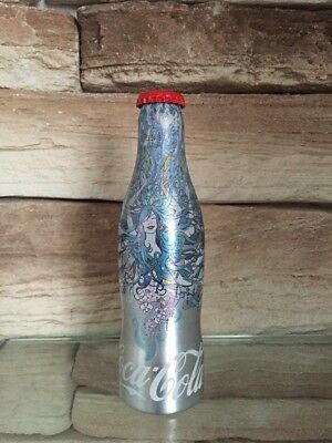 Mc Donalds 2015. Very Rare Coca Cola Aluminium Bottle