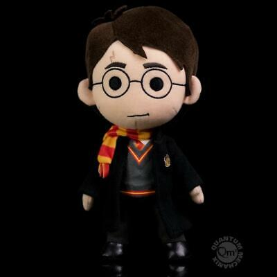 Official Harry Potter Q-Pal 8 Inch Soft Toy Plush Doll New UK Plushy Wizard