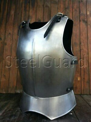 MEDIEVAL Knight Cuirass Breastplate Armor Jacket Larp Costume Cosplay