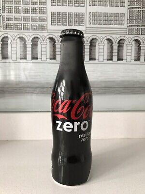 Coca Cola Zero Denmark 2009. Very Rare Coca Cola Bottle