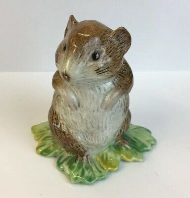 Royal Albert Beatrix Potter Timmy Willie From Johnny Town - Mouse Unboxed
