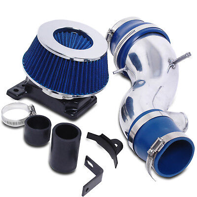 Japspeed Alloy Cold Air Intake Induction Kit For Mitsubishi Evo 4 5 6 7 8 9