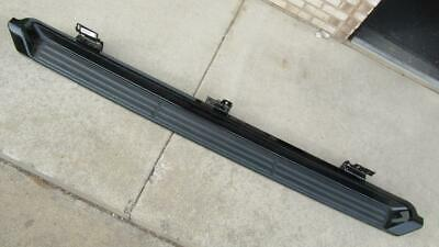 OEM 2009-2017 Ford Expedition Absolute Black Left Driver LH Side Running Board
