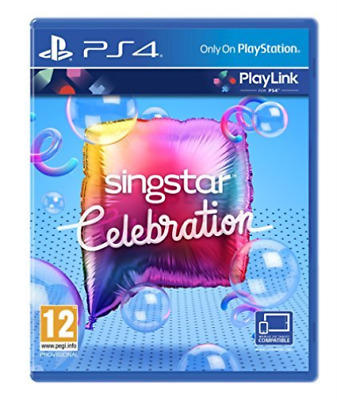 Ps4-Sony Singstar Celebration (Ps4) GAME NUEVO