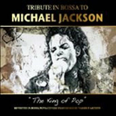 Tribute in Bossa to MICHAEL JACKSON CD Bossa Nova brasil Brazil Music