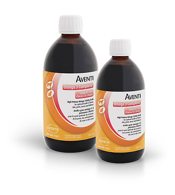 Aventi Omega 3 Complete for Dogs & Cats