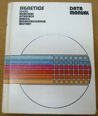 Signetics Data Manual – 1976
