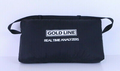 Gold Line 30M8 Audio 31 Band Spectrum Analyzer Complete Kit