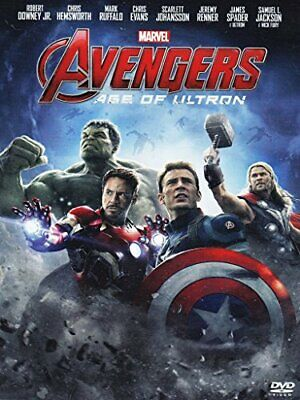 |882925| Movie - Avengers - Age of Ultron  [DVD x 1] Nuovo