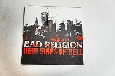Bad Religion - New Maps Of Hell Promo-Cd