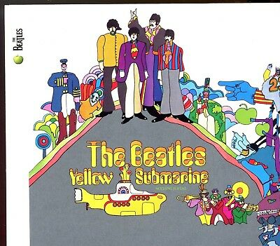 The Beatles / Yellow Submarine - Remastered, Enhanced