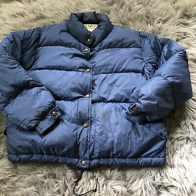 3cca572f32323 Vintage Nice LL Bean All Conditions Jacket With Goose Down Women s Medium
