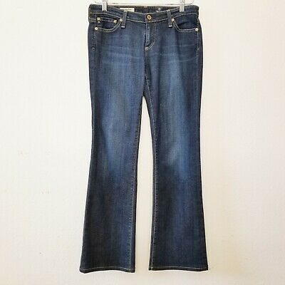 67514dee478 AG ADRIANO GOLDSCHMIED Size 28 The Angelina Petite Bootcut Jeans ...