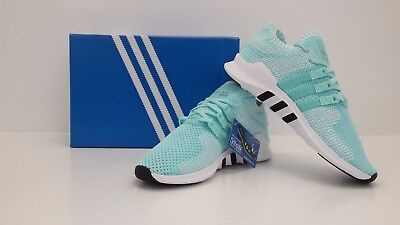 wholesale dealer bbeac f5926 Adidas WOMENS EQT SUPPORT ADV PK W ENERGY AQUAWHITE BZ0006 - BRAND NEW IN