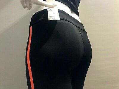Adidas Women's Response Long Tights Color Black Size S