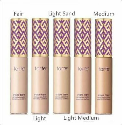 TARTE Double Duty Shape Tape Contour LIGHT-MEDIUM Concealer FREE SHIP!