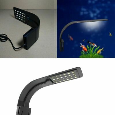 Ultra-thin Aquarium LED Light Lighting Full Spectrum Aqua Plant Fish Tank Lamp