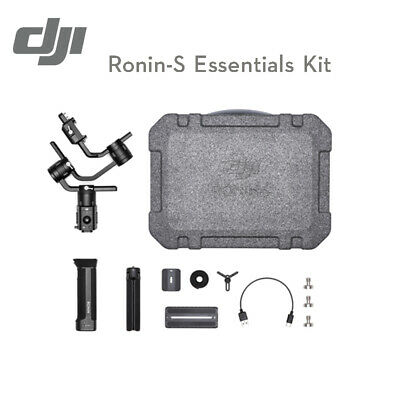 DJI Ronin S Essentials Standard Kit 3-Axis Camera Gimbal Stabilizer IN STOCK
