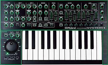 SYSTEM-1 Synthesizeur