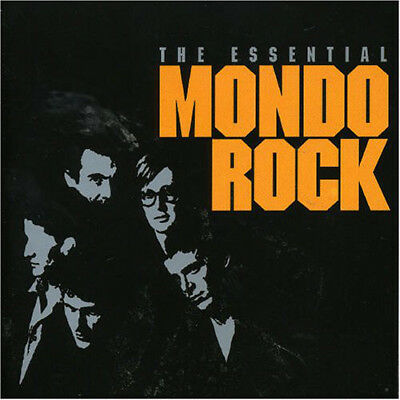 """MONDO ROCK 'The Essential' 2003 29Trk 2CD """"State Of The Heart,Come Said The Boy"""""""