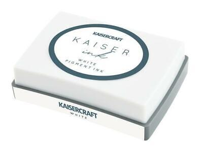 Kaisercraft - Kaiser Ink - White (IP754)