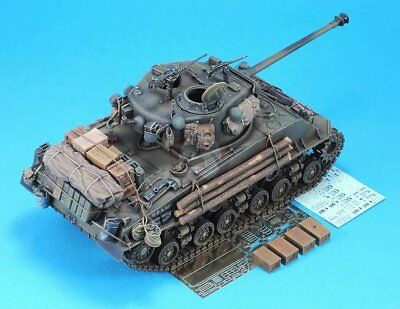 """Legend 1/35 M4A3E8 'Easy Eight' Sherman """"Fury"""" 1945 Update WWII (w/Decal) LF1300"""