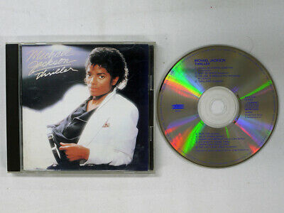 Michael Jackson Thriller Epic Japan Cd