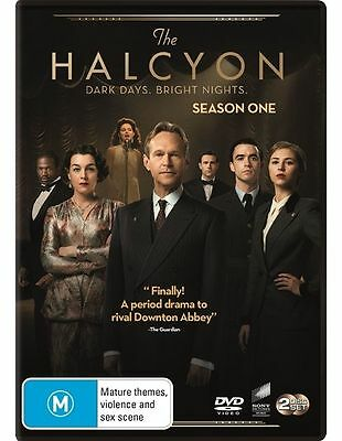The Halcyon (DVD, 2-Disc Set) NEW
