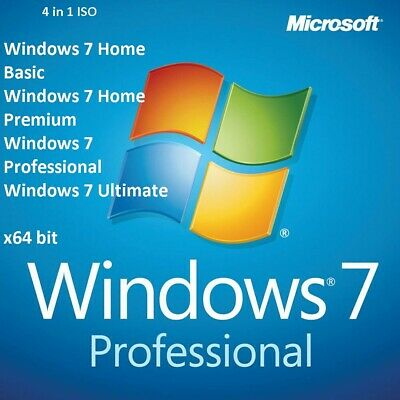 windows 7 home professional 64 bit iso download
