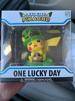 A Day with Pikachu: One Lucky Day Funko Figure Pokemon Center READY TO SHIP!