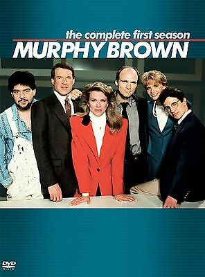 Murphy Brown - The Complete First Season 1 (DVD, 2018)